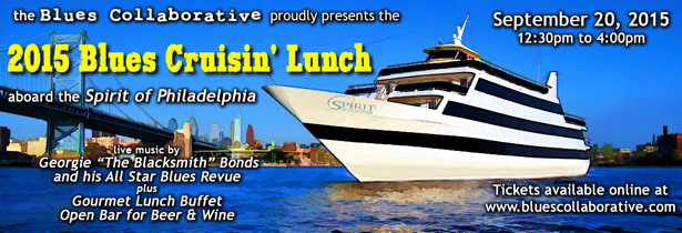 2015 Blues Cruisin' Lunch