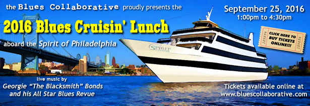 2016 Blues Cruisin' Lunch
