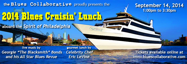 2014 Blues Cruisin' Lunch